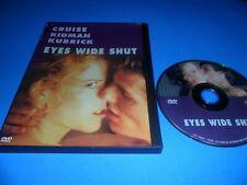 Eyes Wide Shut (Dvd, 2000)