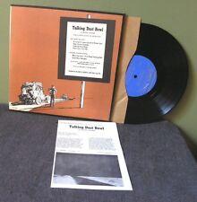 "Woody Guthrie ""Talking Dust Bowl"" 10"" LP NM FA 2011 Pete Seeger Bob Dylan"
