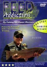 """Feed The Addiction """"Fly Fishing Northwest Montana"""" (DVD, 2008) NEW SEALED"""