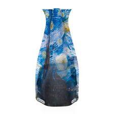 Modgy Myvaz Collapsible / Expandable Flower Vase - Vincent van Gogh Starry Night