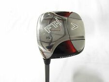 Used LH Callaway FT-i Squareway 15* 3 Wood Fujikura Stiff Flex Graphite Shaft