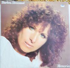 Barbra Streisand  Memories Vinyl LP Album Compilation 1981 made in Australia