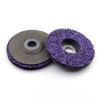 Disque Meuleuse D'angle Disques de Nettoyage en Nylon pour D'angle 100/125 mm
