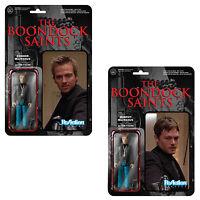 The Boondock Saints Murphy & Connor MacManus Figur Reaction 3 3/4 Inch Funko