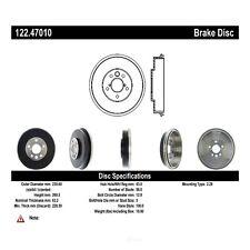 Brake Drum fits 1993-2001 Subaru Impreza Legacy Forester  CENTRIC PARTS