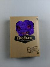 "Fuggler Funny Ugly Monster Deluxe Plush Purple 12"" Brand New In Box Great Gift"
