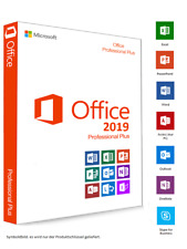 ✅Microsoft Office 2019 Professional Plus ✔️Original Lizenz Key 🔑 Mail delivery