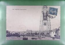 CPA France 1911 Nantes Schiffe Ship Boat Sail Nave Marine Statek Port s17