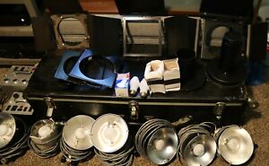 NOVATRON 440, NOVATRON 120, 5 HEAD FLASH KIT,  BLINDERS AND OTHER ACCESORIES