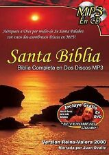 Santa Biblia-Rvr 2000 by Casscom Media (CD-Audio, 2012)