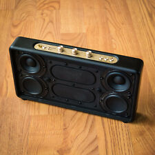 *TESTED* Marshall Stockwell Portable Bluetooth Speaker -- FOR PARTS or REPAIR