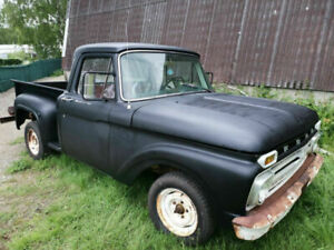 Ford 66 F100 V8 Shortbed **Texas-Import**