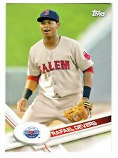 2017 Topps Pro Debut #15 RAFAEL DEVERS RC Rookie Boston Red Sox QTY AVAILABLE