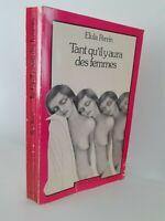 Elula Perrin Como Que Y Aura Las Femmes 1978 Ediciones Ramsay