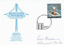 Methodist Conference Scarborough 1998  Double Signed