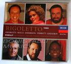 Verdi, RIGOLETTO - PAVAROTTI, NUCCI, ANDERSON - CHAILLY - 2CD Sigillato