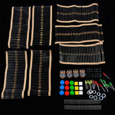 Kit de piezas electrónicas resistencias de botón Selector de componentes para Arduino