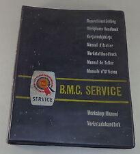 Manual de Taller Austin/Morris 1800 + Wolseley 18/85 Ado17 Stand 1966
