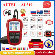 OBD2 Scanner Auto Code Reader Autel ML329 EOBD Car Diagnostic Tool Engine Light