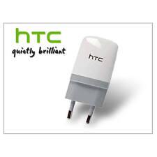 Cargador Cable de Alimentación Carga USB Original HTC Blanco