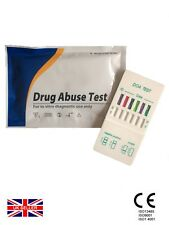 (1x) 10 in 1 multi panel drug test. Test for the 10 most popular illegal drugs