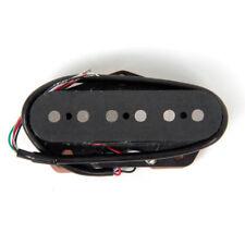 Electric Guitar Bridge Pickup Alnico 5 for Tele TL Parts Replacement Black New