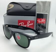 Rayban New Wayfarer Sunglasses RB2132 Polarized New & in Factory Packaging