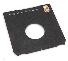 Linhof Technika Lens Board Copal #0 Camera Accessory