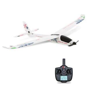 XK A800 4CH 780mm 3D 6G System RC Glider Airplane Gliders 2.4G Transmitter RTF