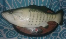 Vintage Big Mouth Billy Bass Excellent Used Condition WORKS