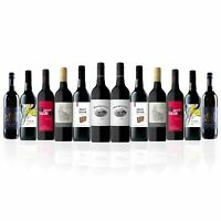 Any Day & Everyday  Mixed Australian Red Wine Value Dozen (12 Bottles)