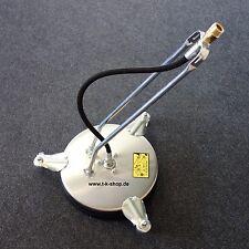 Flächenreiniger, Bodenreiniger, RoundCleaner in VA 300mm
