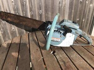 Vintage Homelite Super XL-12 Chainsaw