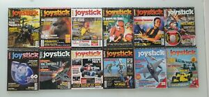 41 Magazines revues pc Joystick 55 a 206 + booklets soluces + cd