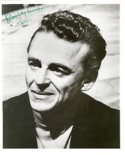 ALAN JAY LERNER Broadway Lyricist signed photo MY FAIR LADY, CAMELOT