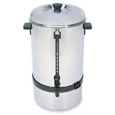 Coffee Pro Urn - Stainless Steel - 80 Cup - Stainless Steel (CP80)