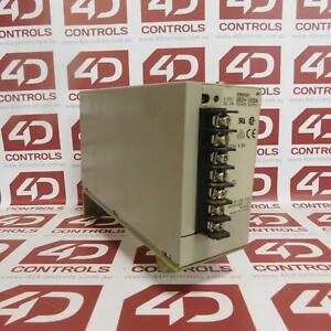S82H-10024 | Omron | Power Supply AC/DC Single-Out 24V 4.6A 100W - Used