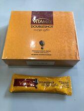 CAFE VITAMAX DOUBLESHOT 10 stick !! Envoie Chronopost Express !!