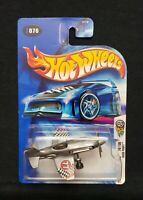 Hot Wheels 2004 First Editions Madd Propz #076 (Unpainted) ** VHTF ** RARE **