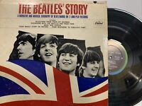 The Beatles ‎– The Beatles' Story 2x LP 1964 Capitol Records ‎– STBO-2222 VG/EX