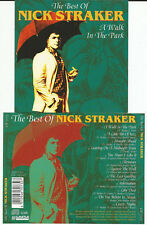"NICK STRAKER - The Best Of - Germany CD 1993 CASTLE ""A Walk in the Park"" u.a."