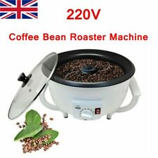 More details for 220v electric coffee roaster coffee bean roasting baking machine for home office