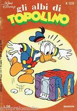 GLI ALBI DI TOPOLINO n.1229 - Walt Disney