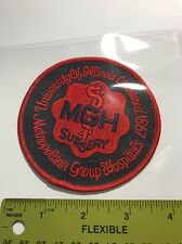 University Of Illinois MGH Surgery Metropolitan Hospital Patch (patch10059)