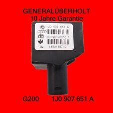 Generalüberholter Querbeschleunigungssensor AUDI A3, S3, TT, A2 1J0907651A G200