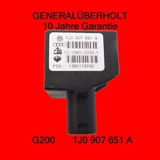 Generalüberholter ESP Sensor VW Golf 4 Lupo Polo Sharan 1J0907651A G200
