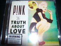 Pink The Truth About Love Deluxe Edition (Gold Series) (Australia) CD - New
