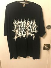Morbid Angel, Extreme Music For Extreme People Tour Shirt, XL