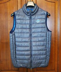 Gilet smanicato NORTH SAILS (tg M) Thinsulate piumino caldo - giacca pullover