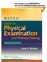 Bates' Guide to Physical Examination and History-Taking+Access Code(Int Edition)